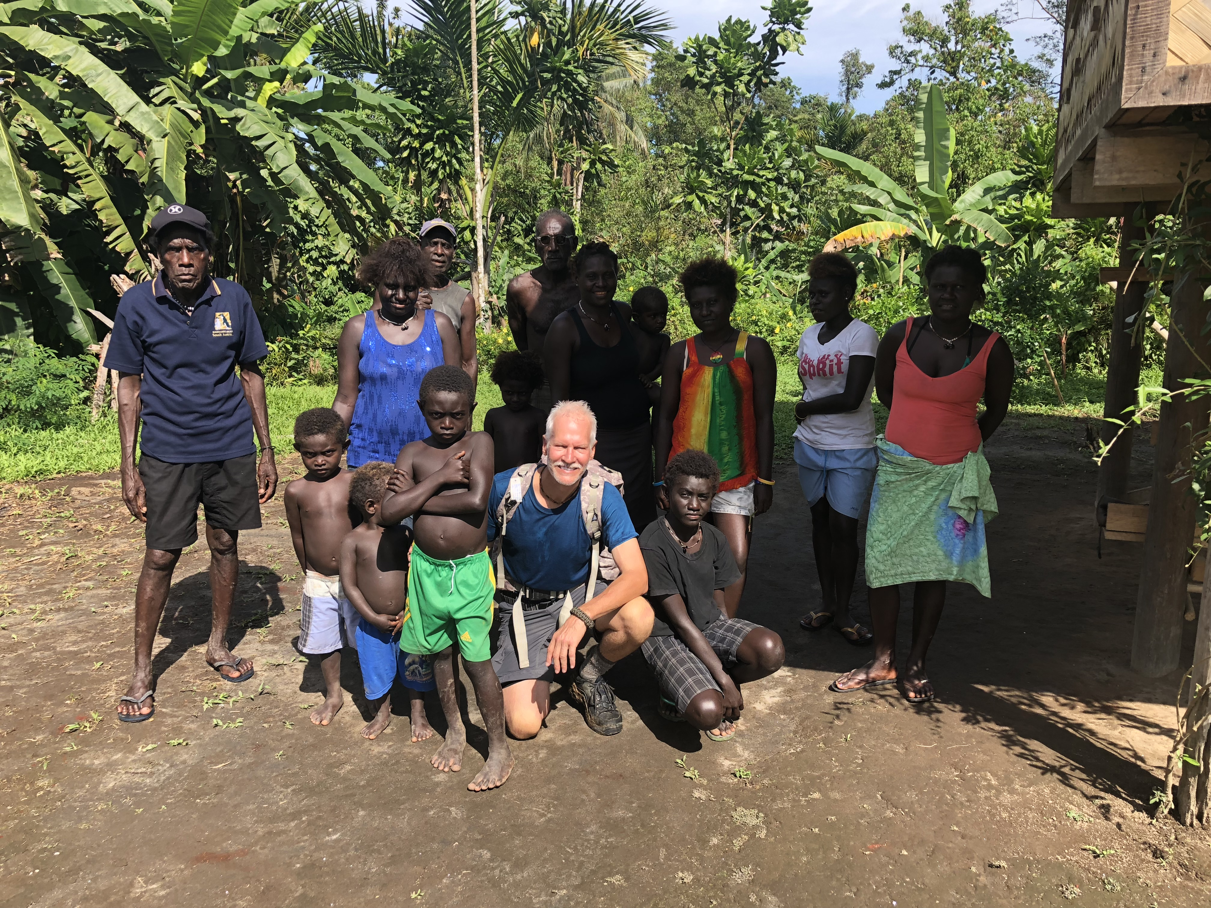 Dr. Partington Travels to Papua New Guinea